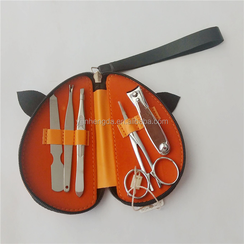 wholesale cute mouse manicure set