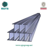 100*100 hot rolled Q235B structural steel H beam size