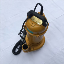 WQ(D) Series High Efficiency Cast-Iron Non-Clog Sewage Submersible Pump