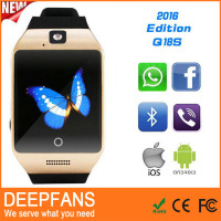 2016 Factory Price Wholesale Cheap Bluetooth Wrist Cell Phone Smart Watch With Sim Card Slot
