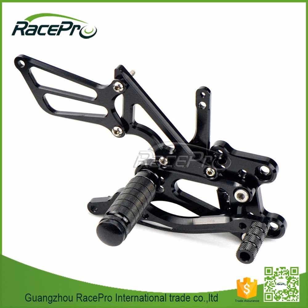 Motorcycle Rearset CNC Made Rear Set For CBR600 2003 2004 2005 2006 2007 2008 2009