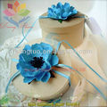 2013 hot deals paper flower metal decorative letters