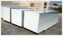 Insulated light weight Roof and wall EPS foam sandwich panel price
