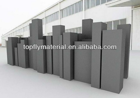 high purity artificial die formed graphite blocks graphite products