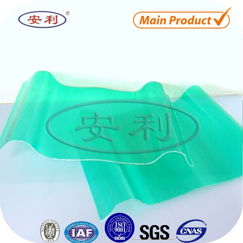 fiberglass panel plastic roof tile