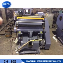 ML Corrugated Paperboard Creasing and Die Cutting Machine / Used Corrugated Carton Box Making Machine