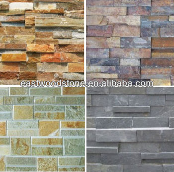 Wall stone for exterior interior wall decoration buy for Decoration exterieur murale