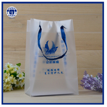 Clear pvc small shopping bag of china manufacturer for packing products