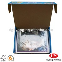 Corrugated Paper Carton For Photo Frame