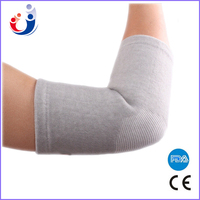 Bamboo fiber elbow exercise protective neoprene elbow sleeve protective arm sleeve