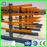 CE,TUV,ISO certificate China manufacturer 2015 kingmore Steel Pipe Storage Rack System
