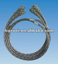 contacting mesh steel cable socks