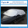 hot sale polyester waterproof windshield car folding snow covers