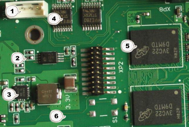 Rigid pcb board rigid printed circuit board pcb manufacture