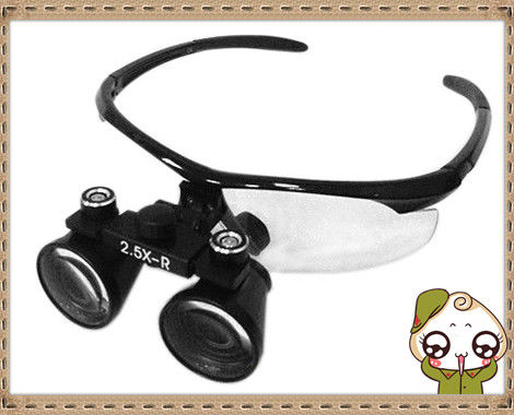CICADA Best Quality CM 2.5x3.5x Dental Loupes/Binocular Magnifier