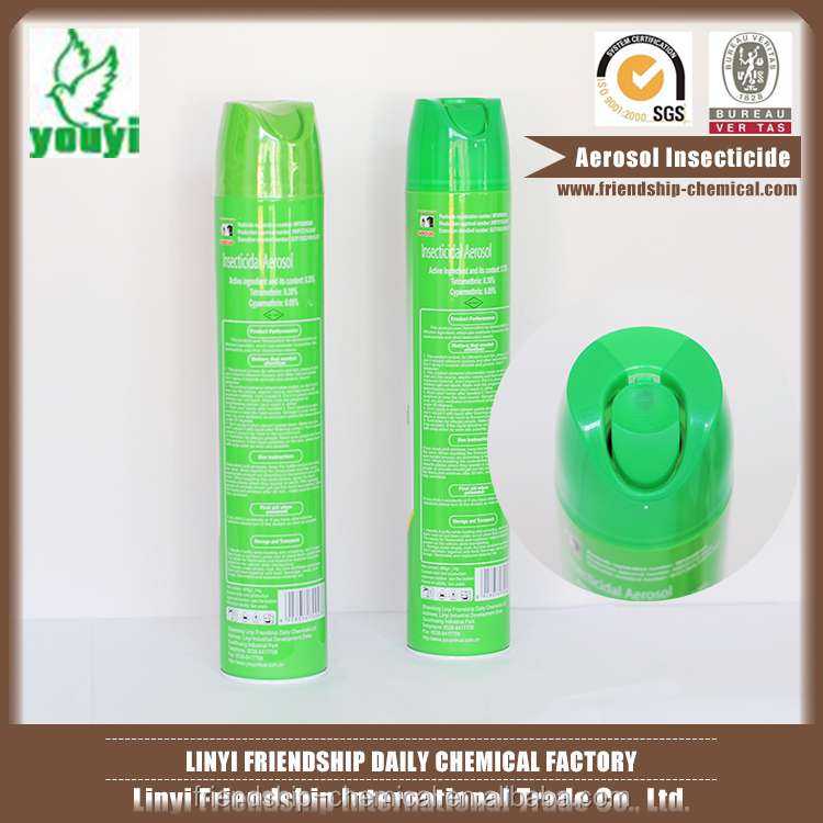 Hot sale eco-friendly ultronic pest seal aerosol spray