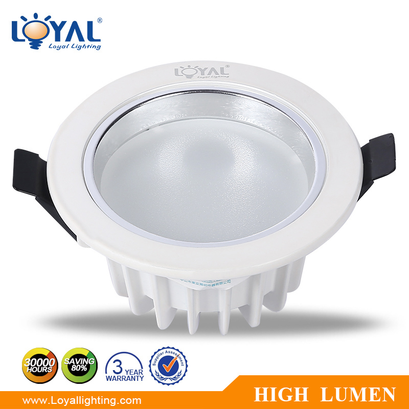 IP20 High efficiency aluminum smd 15w led spot down light