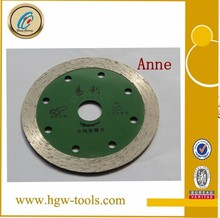 230mm diamond small saw blade wet cutting discs