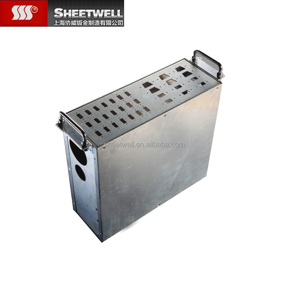 OEM custom steel computer case fabrication service
