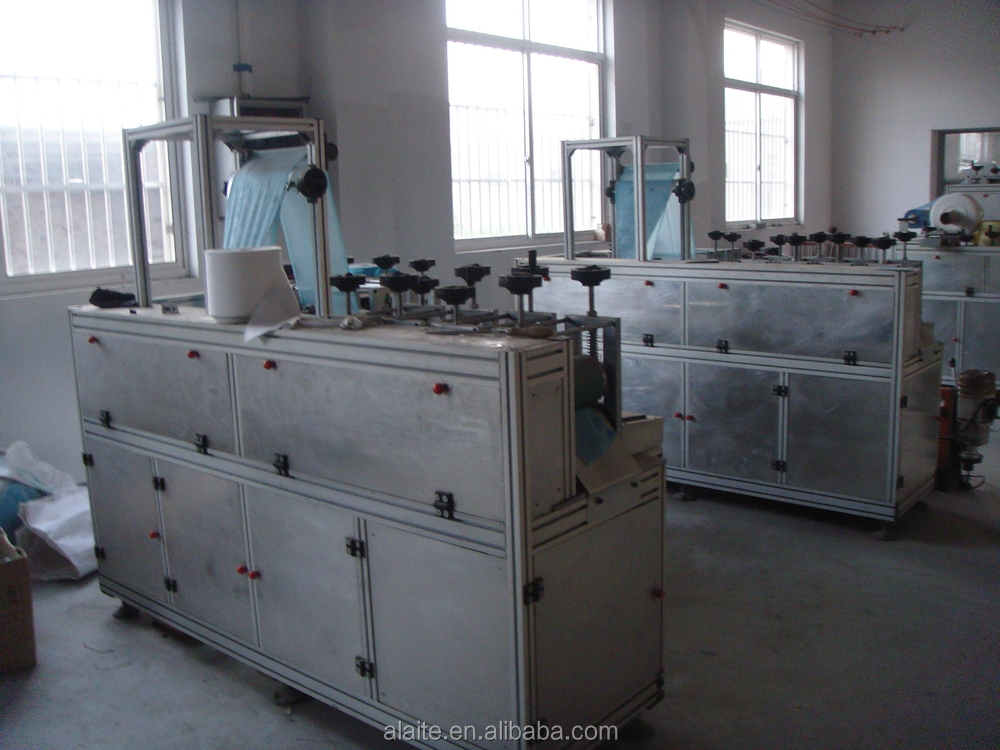 Disposable Shoes Cover Making Machine Price