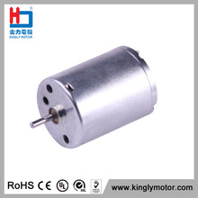12Volt Small Fan Motor 370 DC Motor Brushed Diameter 24.4mm