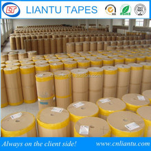 Offer Printing Design Printing and BOPP Material semi jumbo roll adhesive tape