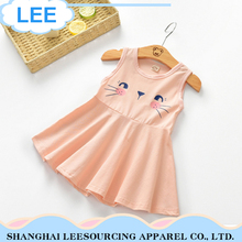 hot selling Baby girl birthday dresses children baby summer boutique clothing