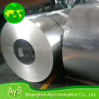 ASTM A653 JIS G3302 0.14mm - 3.0mm Hot dip Galvanized steel coil