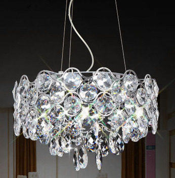 Luxury crystal chandelier light made in China