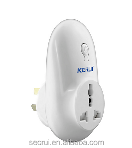 New Design Remote Controlled Smart Socket KR-S71 with CE approved