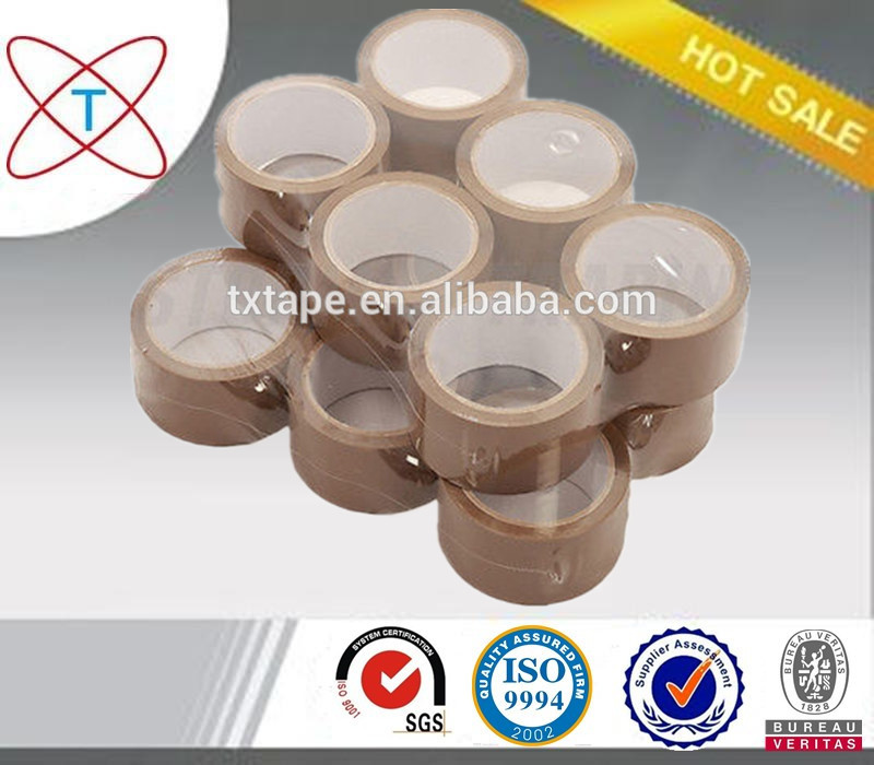 rohs confirm brown bopp box packing tape carton sealing tape