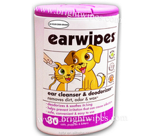 High Quality Convenient And Easy To Use Cat Ear Wipes