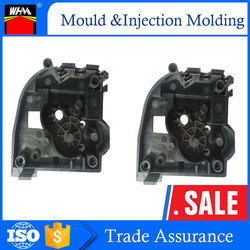 ISO 9001 moulding plastic injection parts China manufacturer