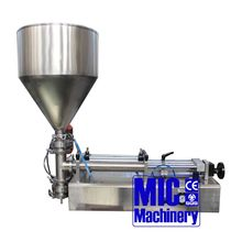 Micmachinery new style mini powder bottle filling machine dry spice powder filling machines manual capsule filling machine