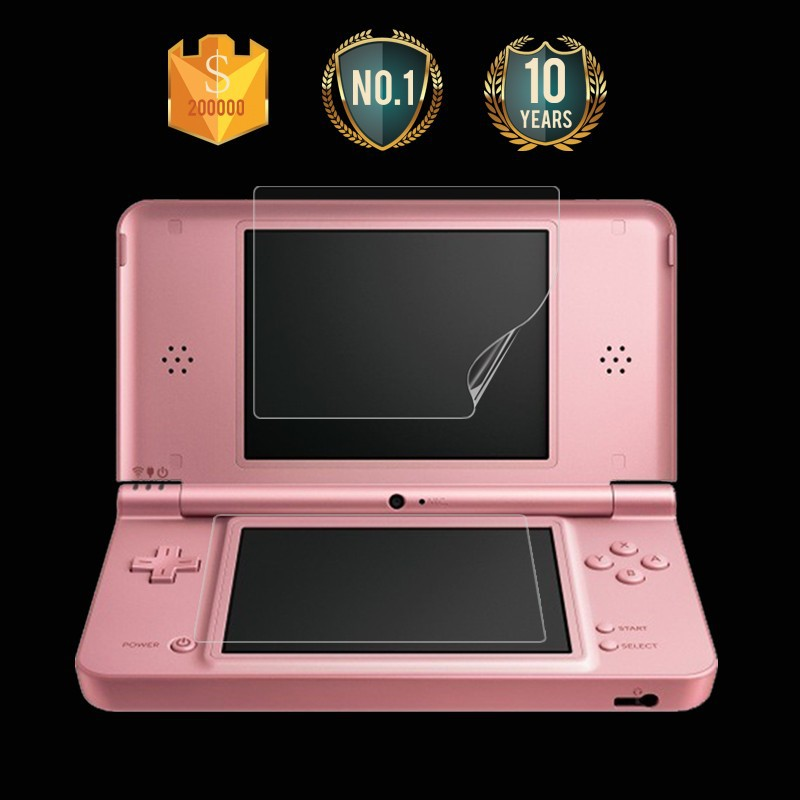 High Quality For Nintendo 3DS Player Game lcd screen protector / screen guard / screen protective film