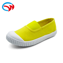 Children casual canvas lazy shoes various colors