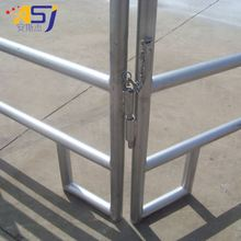 Low price pipe corral fence panels for sheep goat