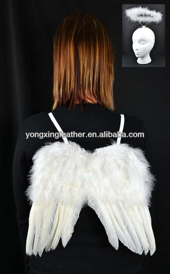 small size cosplay angel wing
