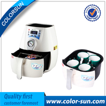 hot selling mini 3d sublimation vacuum machine/3d sublimation vacuum heat press machine in 2017