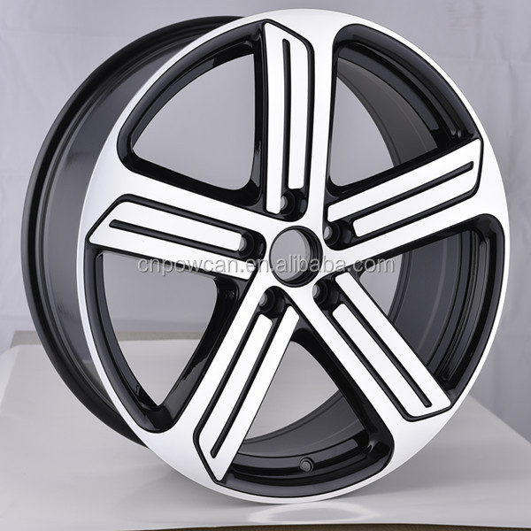 19 Inch Aluminium Alloy Wheel with PCD 5X112