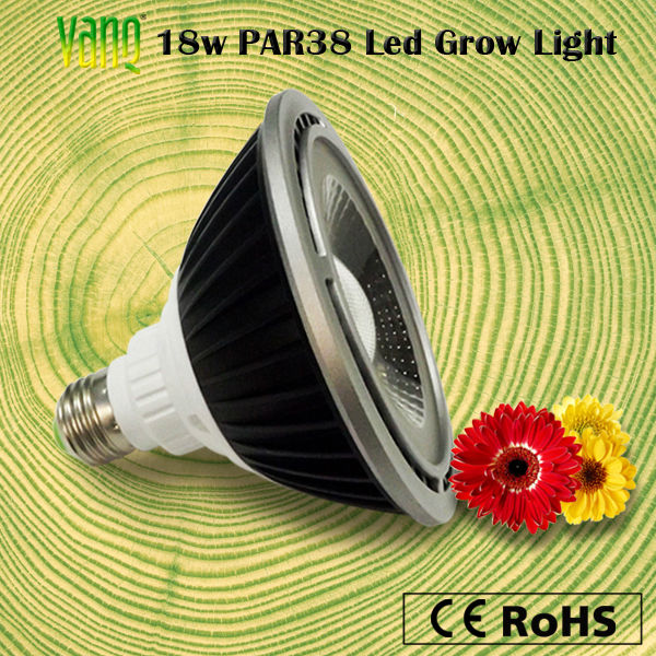 18w best quality led high performance flowers lamps best selling grows plants lights