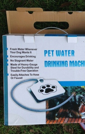JF-008 pet drinking feeder,automatic Pet Water Feeder