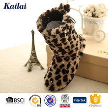 china supplier wholesale embroidered ladies boots