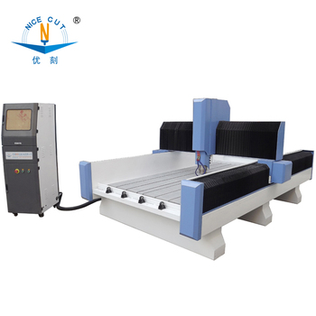 NC-M1530 Stone Engraving Machine 2017 China Manufacturer Water Cooling Spindle Price for sale