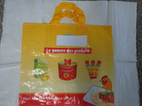 20years professional experience promotional bopp laminated pp woven shopping tote packing bag