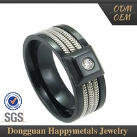 Reasonable Pricing Fashion Style Oem Two Finger Ring Dubai Jewellery