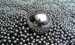 China factory Best price 1.5 inch steel ball