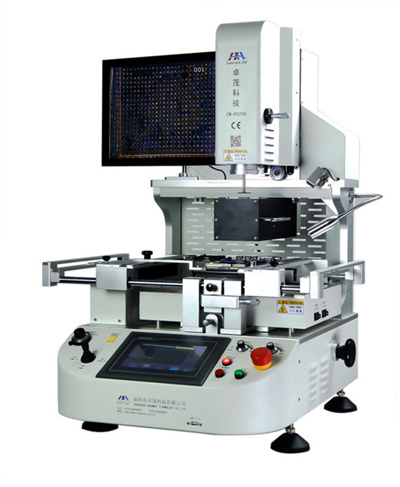 automatic motherboard repair machine ZM-R6200 chip level repair