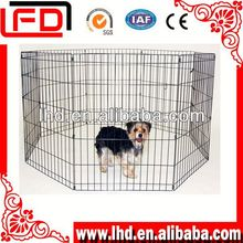 Portable Temporary The Chianlink Dog cage Factory