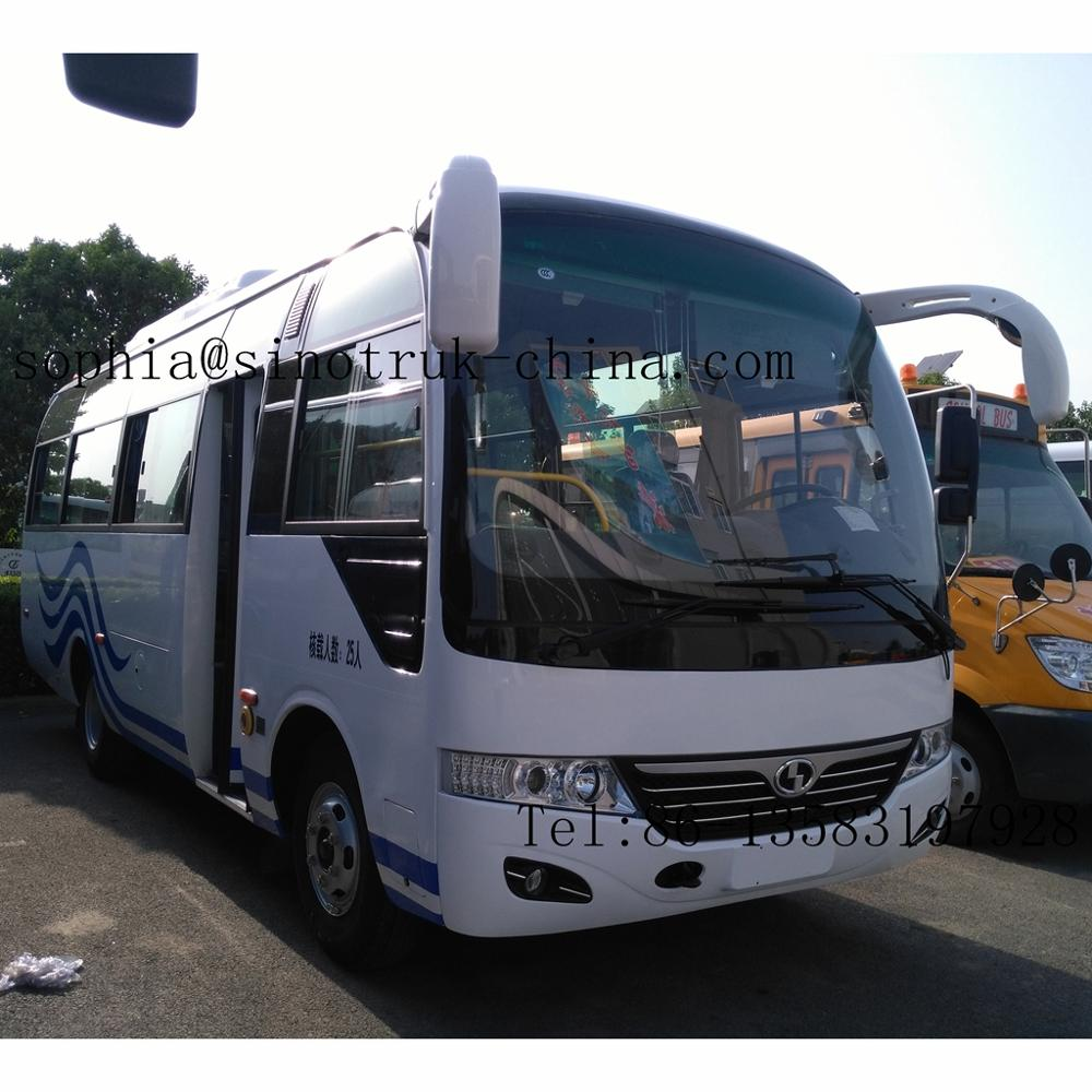 Mitsubishi rosa bus for sale,7.5meters bus,CUMMINS Engine